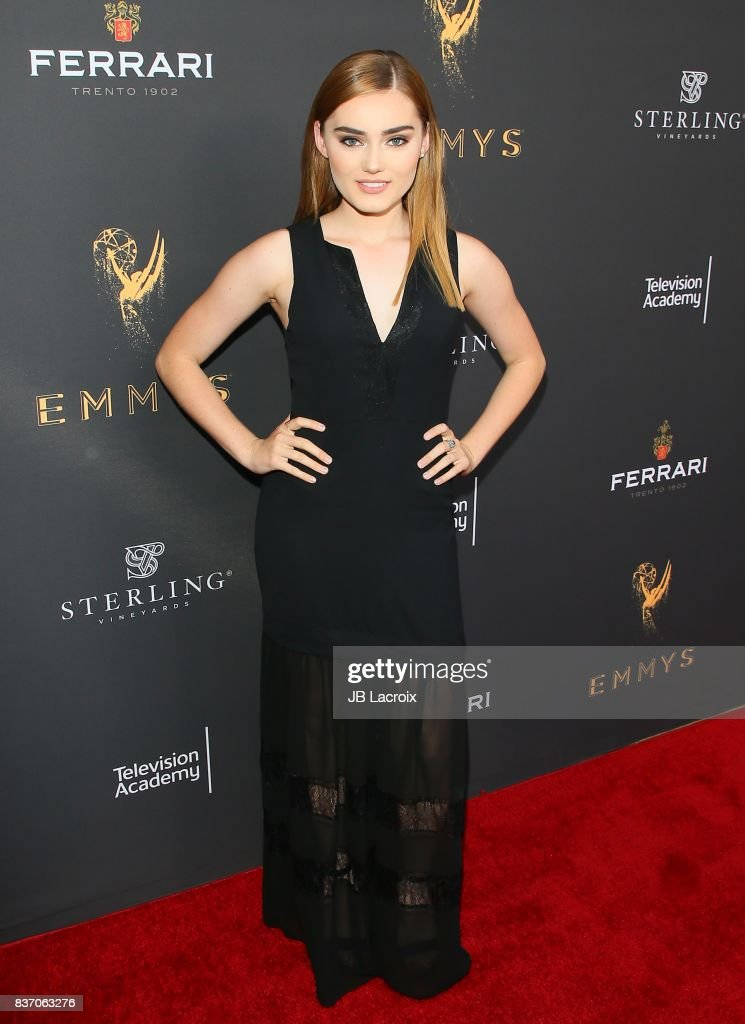 Meg Donnelly attends the Television Academy's Performers Peer Group Celebration on August 22, 2017 in Los Angeles, California.