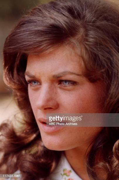 Meg Foster appearing in the Walt Disney Television via Getty Images tv movie 'The Death of Me Yet'