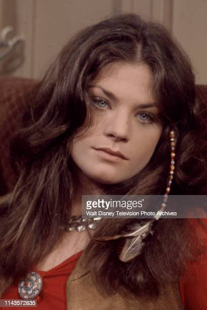 Meg Foster appearing in the Walt Disney Television via Getty Images tv series 'The Wide World of Mystery' episode 'Night Train to Terror'