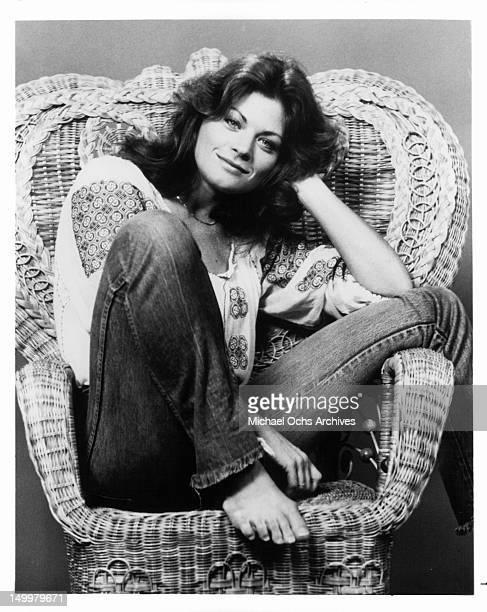 Meg Foster circa 1978