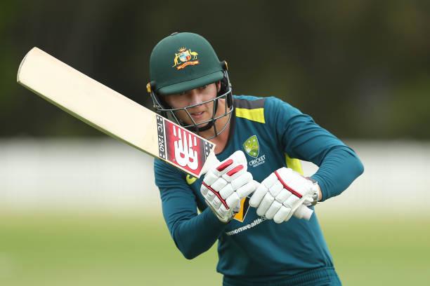 AUS: Australia T20 Training Session