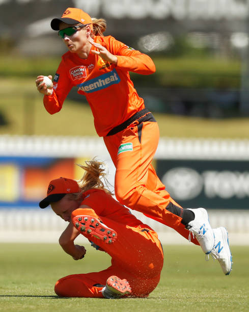 AUS: WBBL - Melbourne Stars v Perth Scorchers