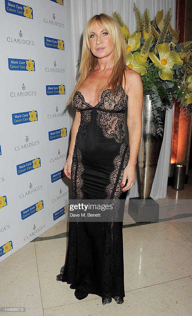 Marie Curie Cancer Care Fundraiser Hosted By Heather Kerzner - Drinks Reception