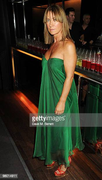 Meg Matthews attends the Mummy Rocks party in aid of the Great Ormond Street Hospital Children's Charity at the Bloomsbury Ballroom on March 24 2010...