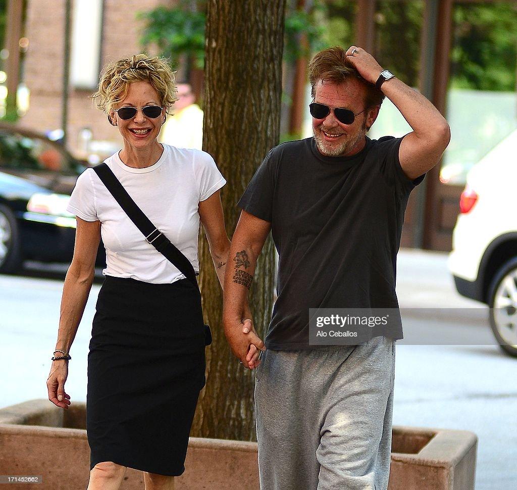 Celebrity Sightings In New York City - June 24, 2013 : News Photo