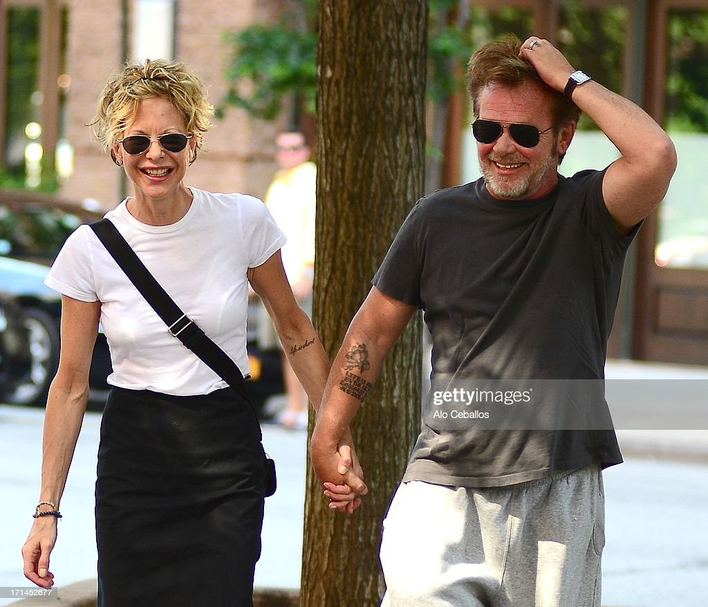 Celebrity Sightings In New York City - June 24, 2013 : News Photo