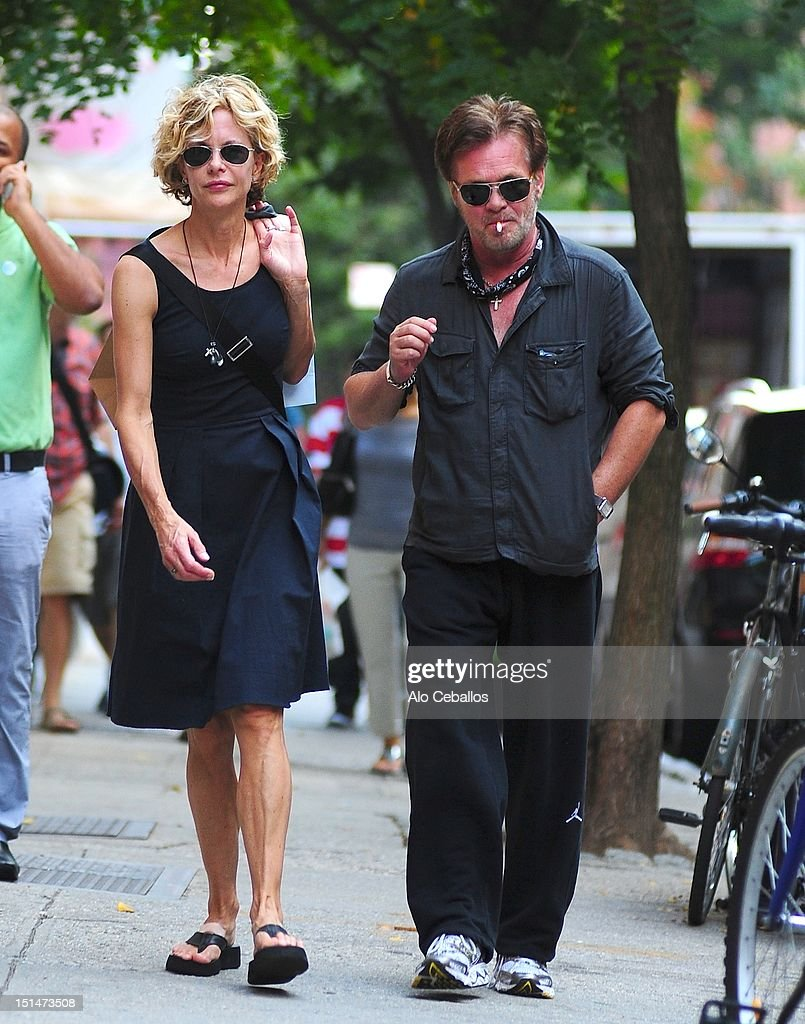 Celebrity Sightings In New York City - September 7, 2012 : News Photo