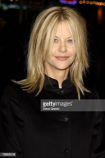 Meg Ryan at the Bruin Theater in Westwood, California