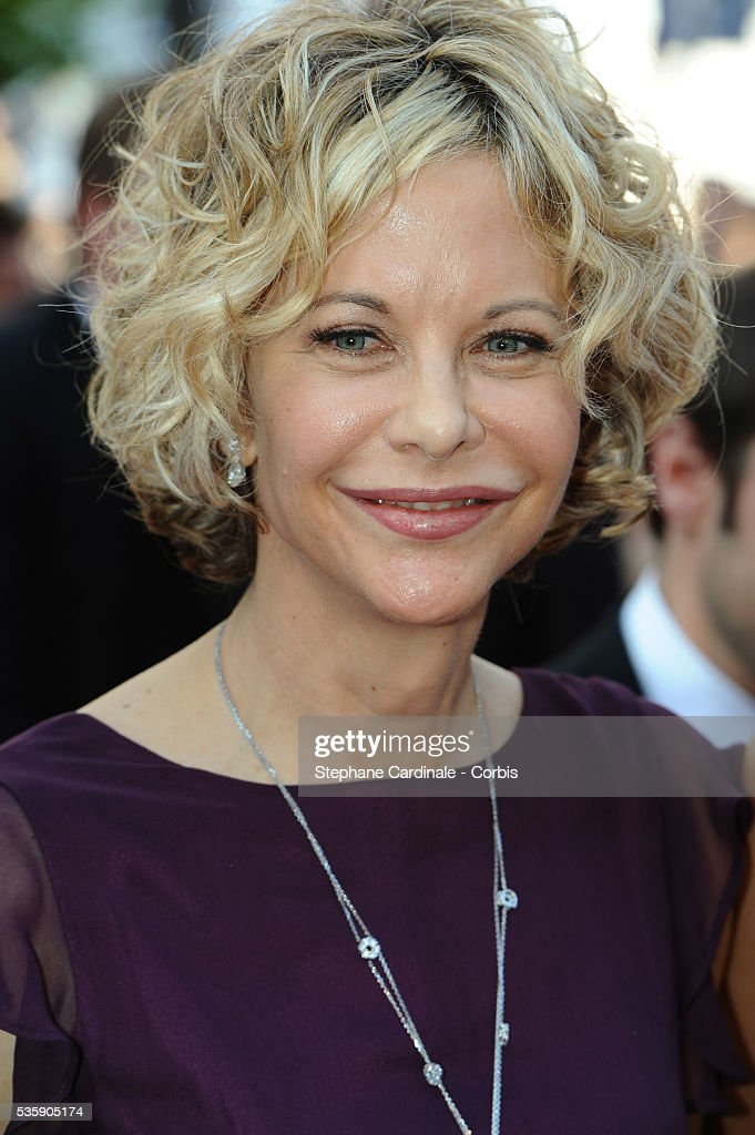 Meg Ryan at the Premiere for 'Biutiful' during the 63rd Cannes International Film Festival.