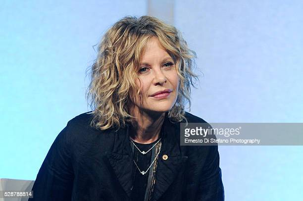 Meg Ryan attends Ithaca screening at Geena Davis' 2nd Annual Bentonville Film Festival Championing Women And Diverse Voices In Media Day 4 on May 6...