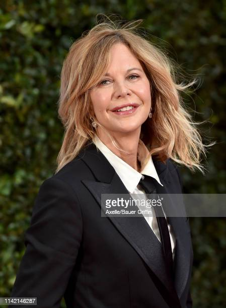 Meg Ryan attends the 2019 TCM Classic Film Festival Opening Night Gala and 30th Anniversary Screening of 'When Harry Met Sally' at TCL Chinese...