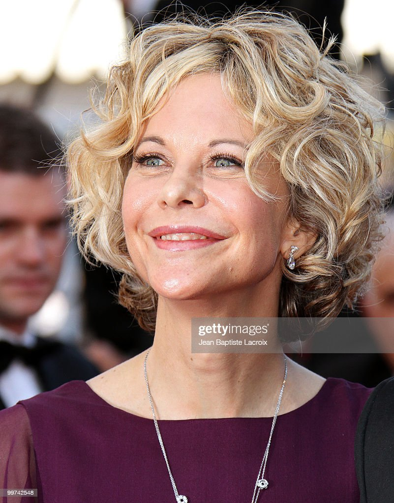Meg Ryan attends the premiere of 'Countdown To Zero' held at the Palais des Festivals during the 63rd Annual International Cannes Film Festival on May 17, 2010 in Cannes, France.