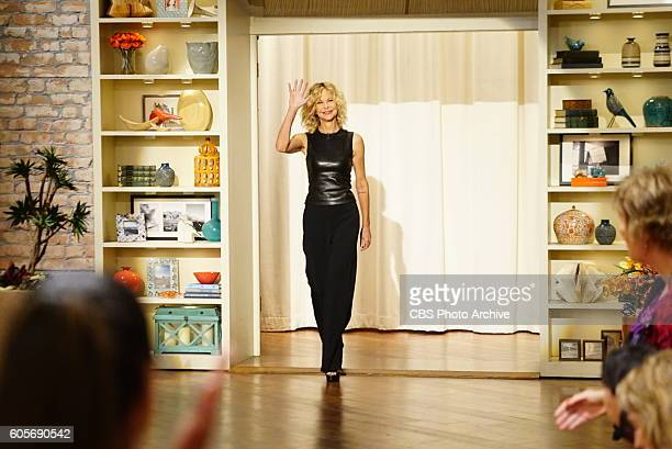Meg Ryan discusses her new film 'Ithaca' while visiting 'The Talk' during seasonseven premiere week Tuesday September 13 2016 on the CBS Television...