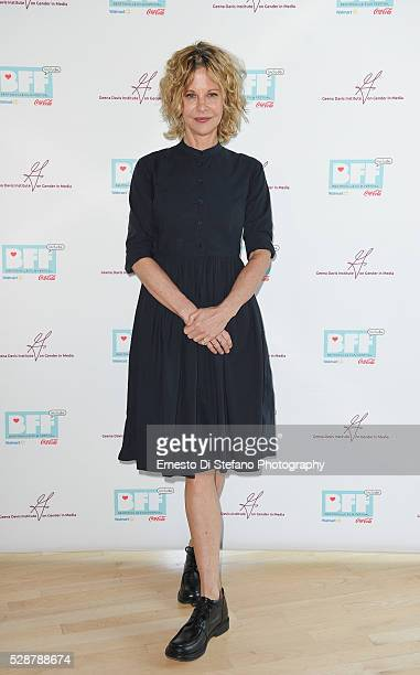 Meg Ryan Geena Davis' 2nd Annual Bentonville Film Festival Championing Women And Diverse Voices In Media Day 4 on May 6 2016 in Bentonville Arkansas