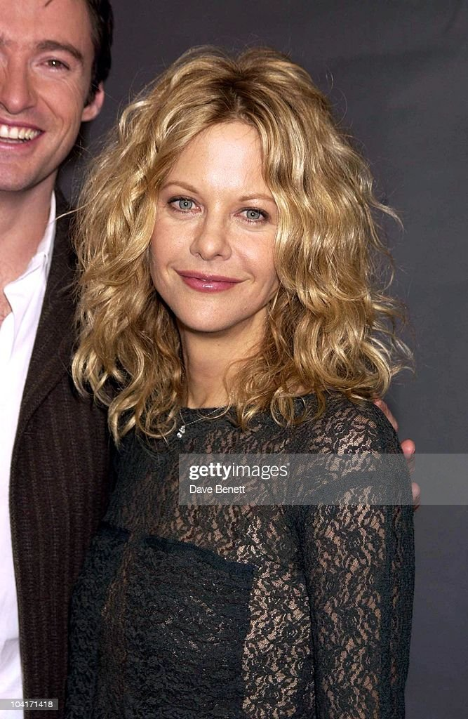 Meg Ryan, 'Kate & Leopold' Movie Promotion In London