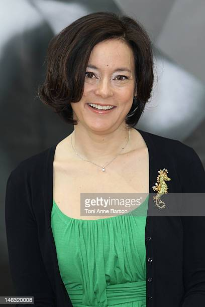 Meg Tilly attends 'Bomb Girls' photocall at the Grimaldi Forum during the 52nd Monte Carlo TV Festival on June 14, 2012 in Monte-Carlo, Monaco.
