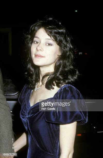 Meg Tilly attends the premiere party for 'Crossroads' at the Hollywood Palladium on March 7 1986 in Hollywood California