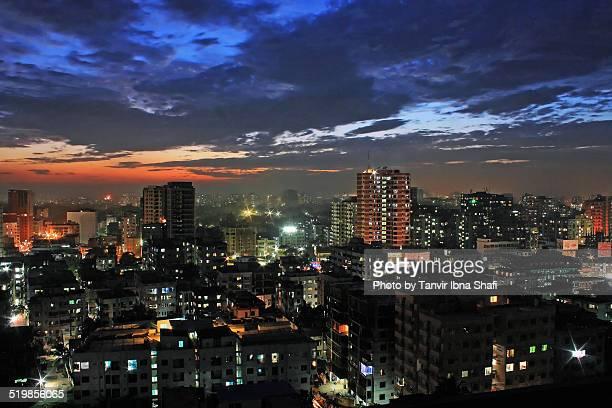 Mega city Dhaka