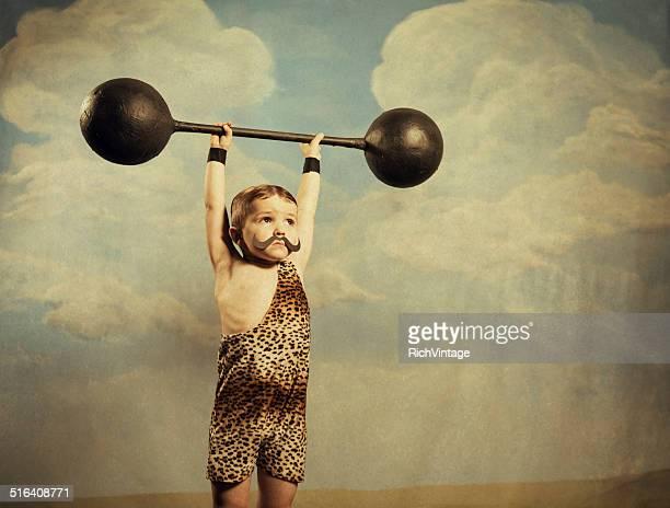 Mega los músculos