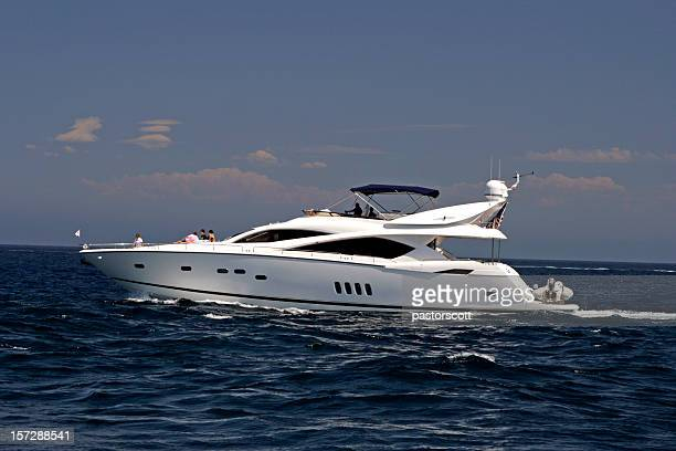 Mega Vacation Yacht