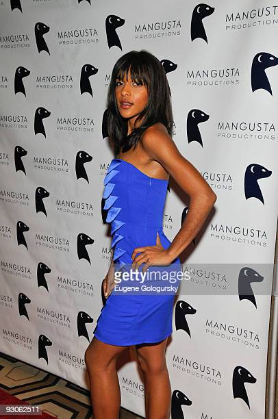 Megalyn Echikunwoke attends the premiere of ''Fix'' at the Tribeca Cinemas on November 14 2009 in New York City