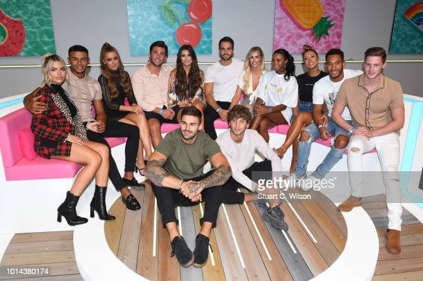 Megan Barton Hanson Wes Nelson Georgia Steel Dani Dyer Jack Fincham Laura Anderson Paul Knops Samira Mighty Josh Denzel Kaz Crossley and Alex George...