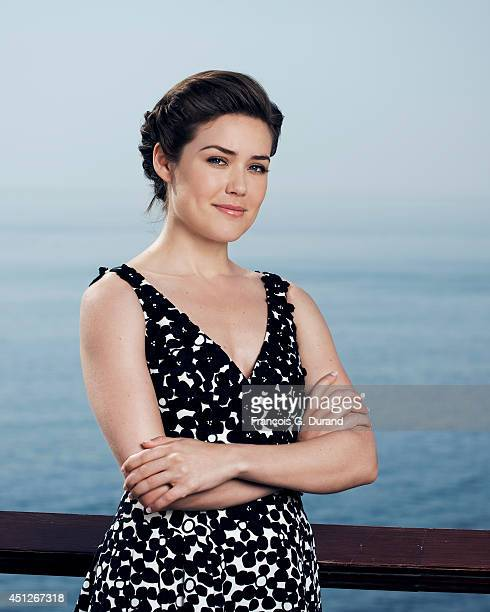 Megan Boone poses for a portrait at the 54th Monte Carlo TV Festival on June 11 2014 in MonteCarlo Monaco
