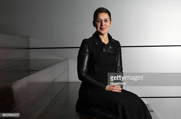 Megan Butler director of supervision at The Financial Conduct Authority poses for a photograph during the Women In Finance Summit in London UK on...