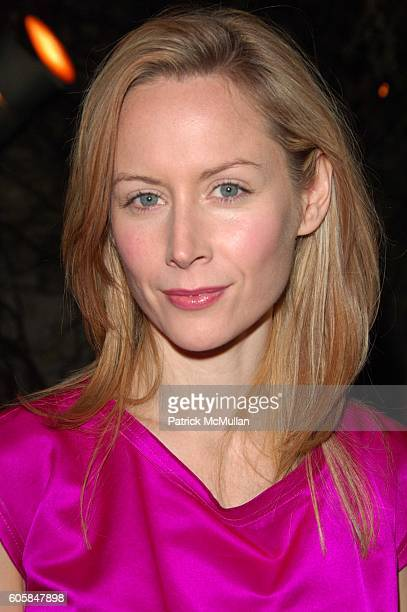 Megan Dodds attends My Name Is Rachel Corrie opening night AfterParty at B Bar NYC on October 15 2006