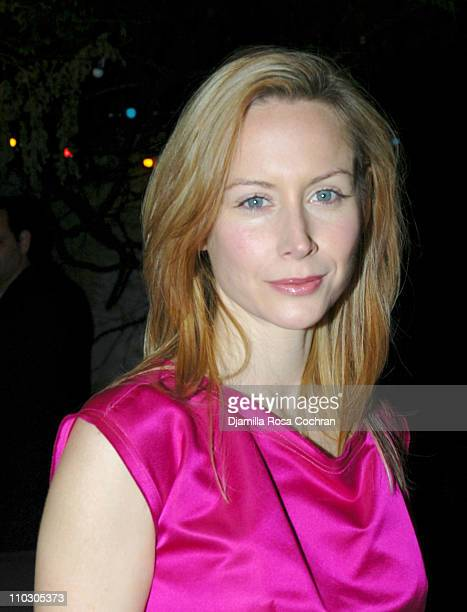 Megan Dodds during Opening Night of My Name is Rachel Corrie After Party at Bowery Bar in New York City New York United States