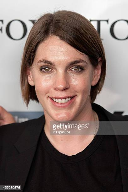 Megan Ellison attends the 'Foxcatcher' premiere during the 52nd New York Film Festival at Alice Tully Hall on October 10 2014 in New York City
