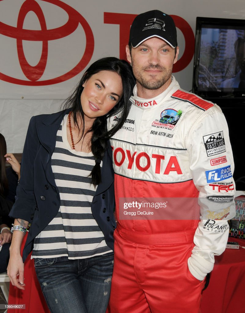 34th Annual Toyota Pro/Celebrity Race Day : News Photo