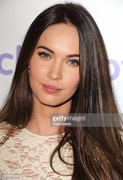Megan Fox arrives at the March Of Dimes' Celebration Of Babies at Beverly Hills Hotel on December 7 2012 in Beverly Hills California