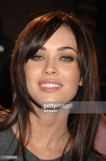 Megan Fox at the premiere of Fox Searchlight's 'Juno' at the Village Theater on December 3 2007 in Westwood California