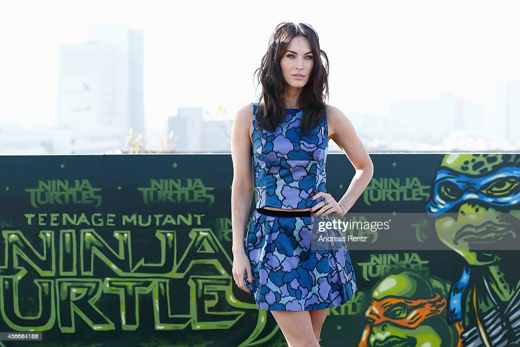 'Teenage Mutant Ninja Turtles' Berlin Photocall