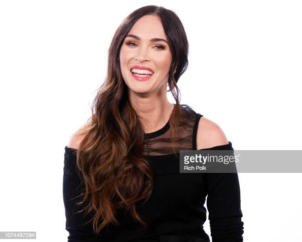 Megan Fox visits 'The IMDb Show' on November 16, 2018 in Studio City, California. This episode of 'The IMDb Show' airs on December 3, 2018.