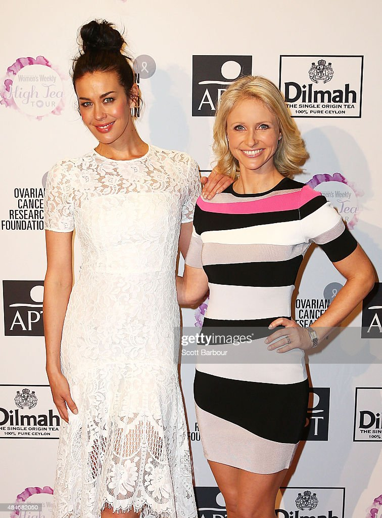 The Australian Women's Weekly and OCRF High Tea - Arrivals