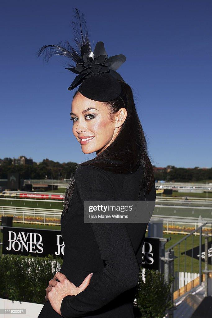 Celebrities Attend AJC Australian Derby Day