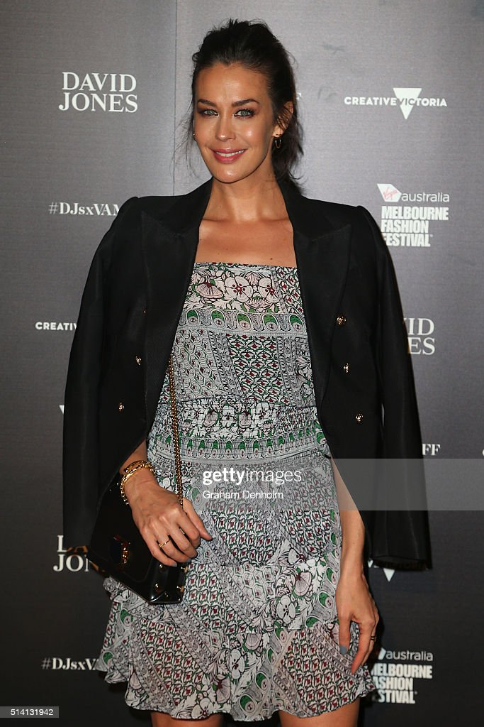 David Jones Opens Melbourne Fashion Festival 2016 - Arrivals