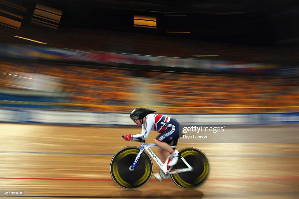 UCI Para-cycling Track World Championships - Day 2 : News Photo