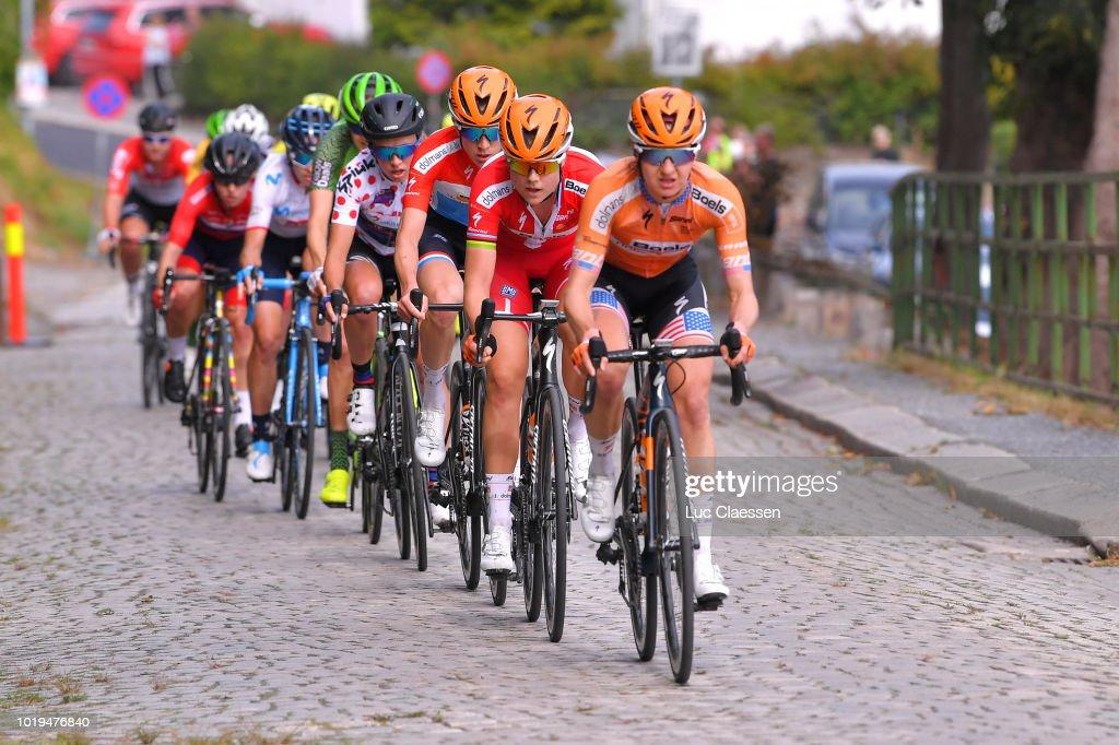 4th Ladies Tour of Norway 2018 - Stage Three