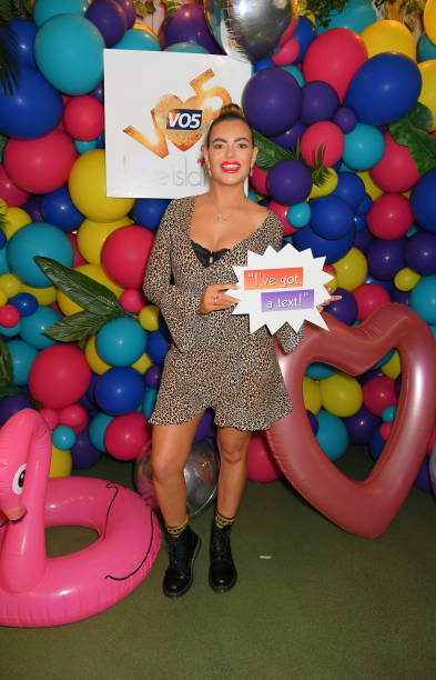 GBR: Ex Islanders Turn Out In Force For VO5 X Love Island Event