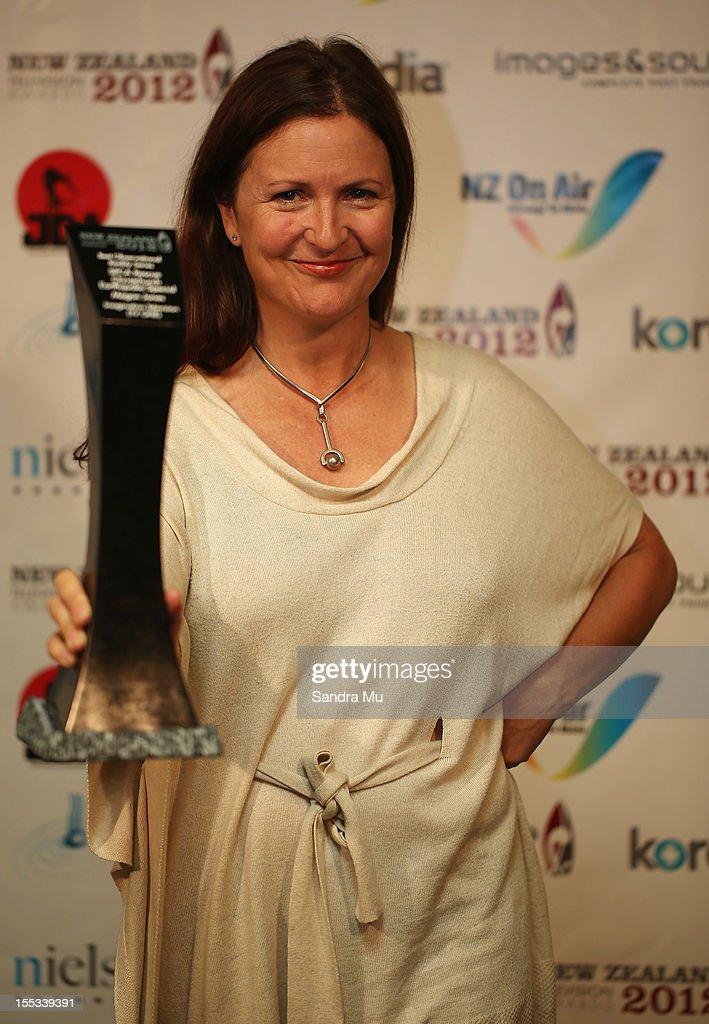 2012 New Zealand Television Awards