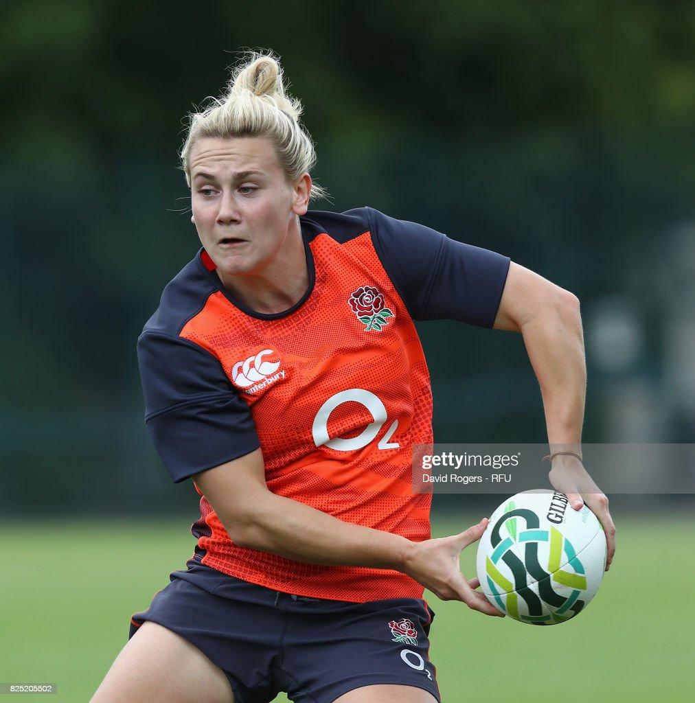 England Women Training