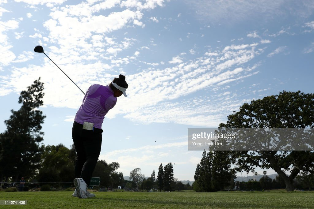 HUGEL-AIR PREMIA LA Open - Final Round : News Photo
