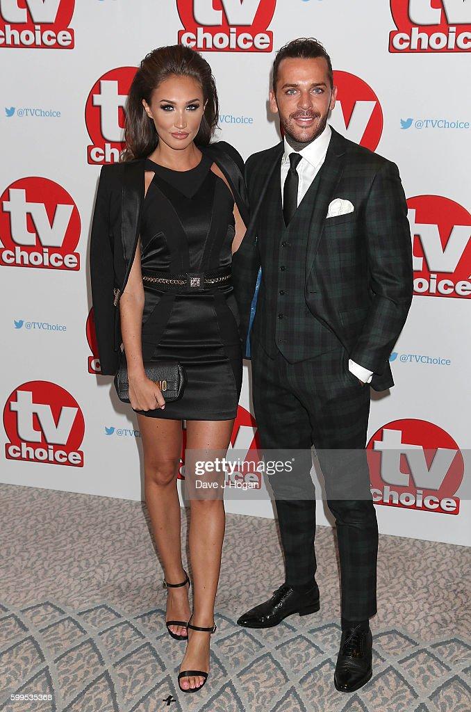TVChoice Awards - VIP Arrivals : News Photo