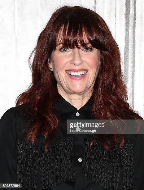 Megan Mullally attends Build Presents to discuss Why Him at AOL HQ on December 12 2016 in New York City