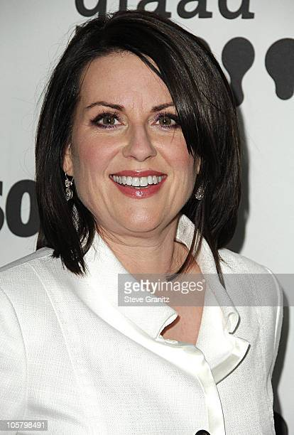 Megan Mullally during 17th Annual GLAAD Media Awards Arrivals in Los Angeles California United States