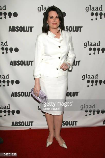 Megan Mullally during 17th Annual GLAAD Media Awards at Kodak Theatre in Hollywood California United States