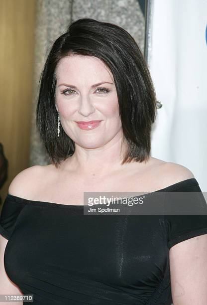 Megan Mullally during 59th Annual Tony Awards Arrivals at Radio City Music Hall in New York City New York United States